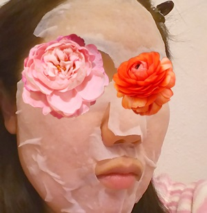輝肌マスク 感想