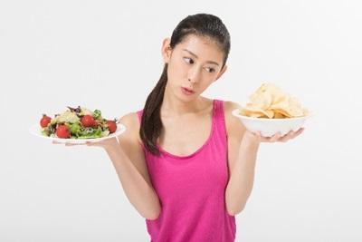 痩せたいけど食べたい!運動もしたくない・・・、痩せる気、ある?