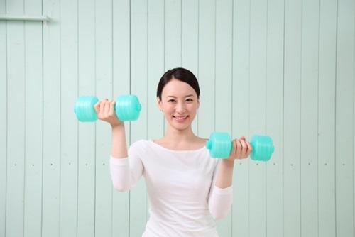 ダイエットの新定番!筋肉を鍛えて痩せ体質を手に入れよう♪